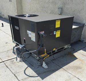 Commercial AC unit