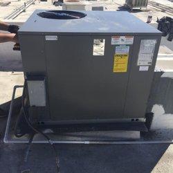 Kaldess AC 34 Pack Unit Condenser Roof Woodland Hills CA