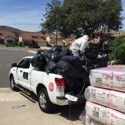Kaldess AC 40 AC Parts Removal Jobsite Pasadena CA