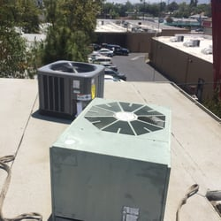 Kaldess AC 50 – Roof Pack Unit Switching Los Angeles County CA
